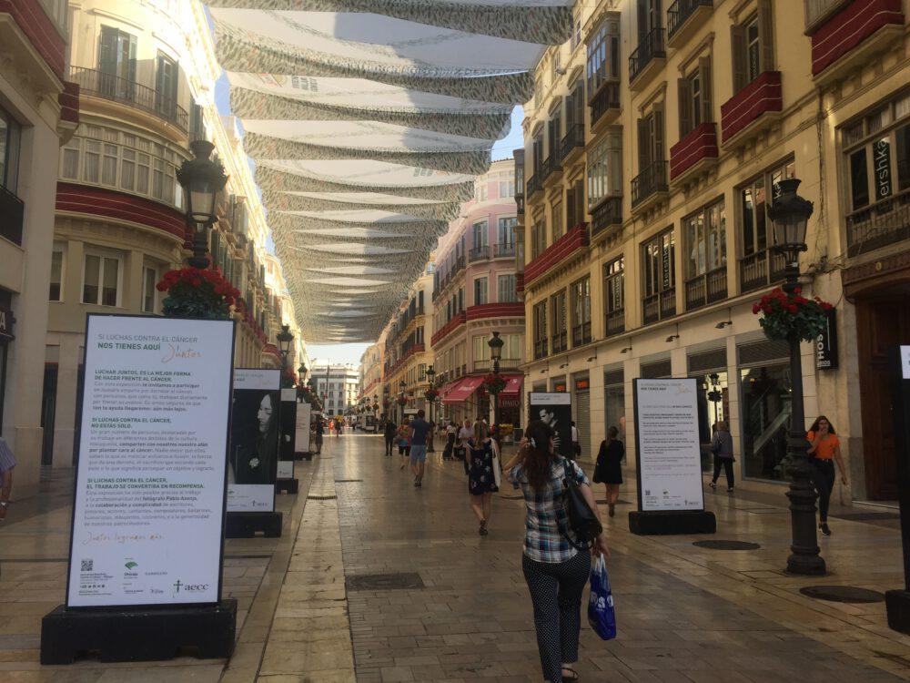 Spanje Malaga