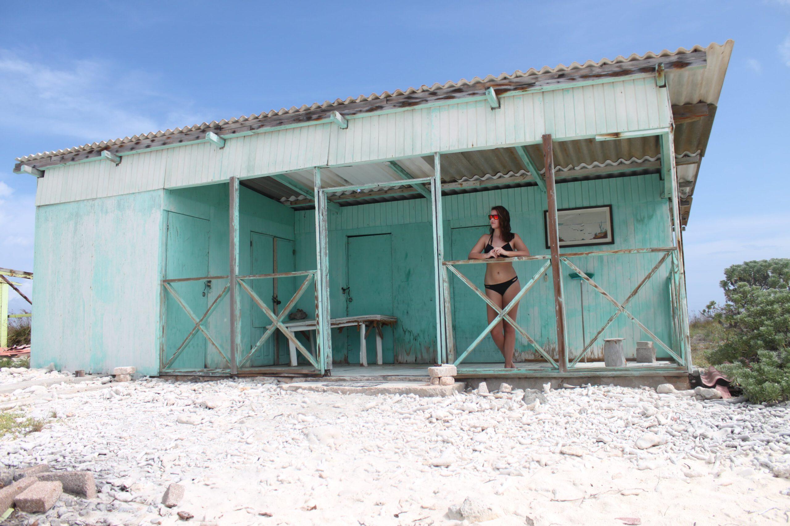 klein curacao gebouw