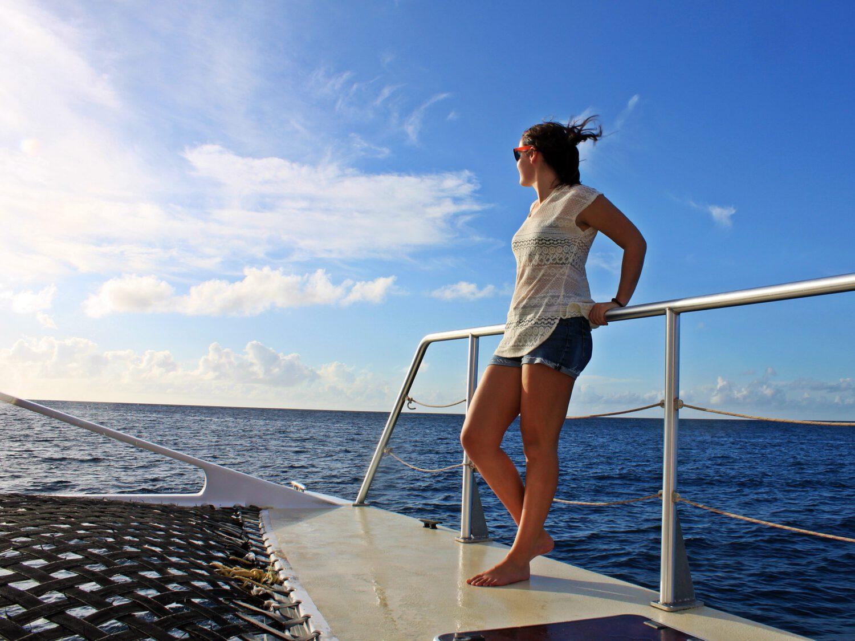Catamaran Curacao