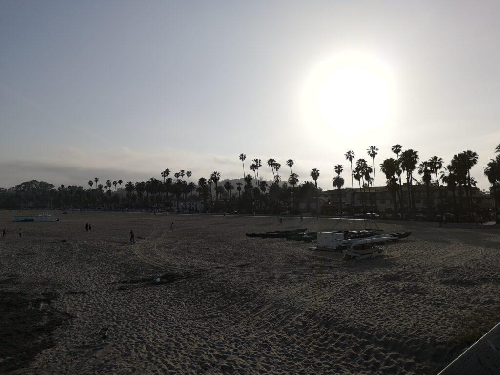 strand santa barbara usa