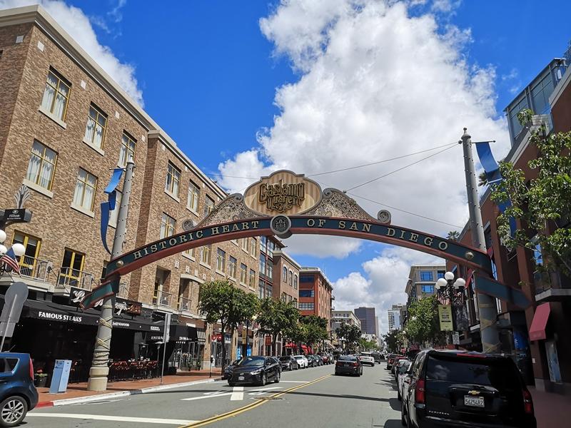 Centrum San Diego